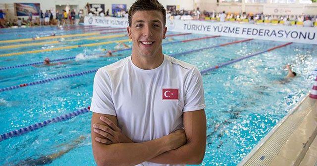 Milli yüzücü Emre Sakçı'dan tarihi başarı