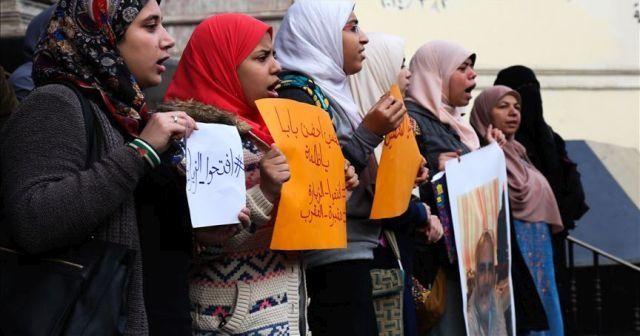 Mısır cezaevlerindeki kadın tutuklular açlık grevine başladı