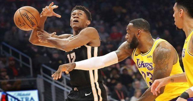 NBA'de Lakers'ın deplasman serisi sürüyor