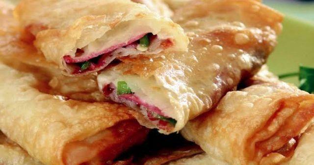 Paçanga böreği nasıl yapılır ve Paçanga böreği tarifi yapımı