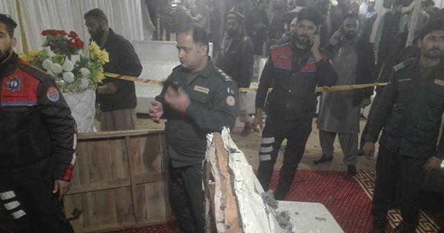 Pakistan'da patlama: 1 ölü, 6 yaralı