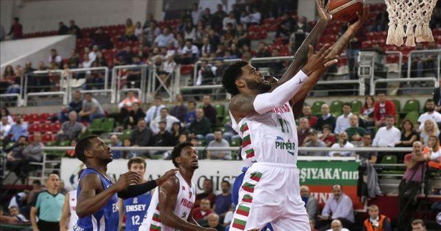 Pınar Karşıyaka'nın FIBA Avrupa Kupası'ndaki konuğu Enisey