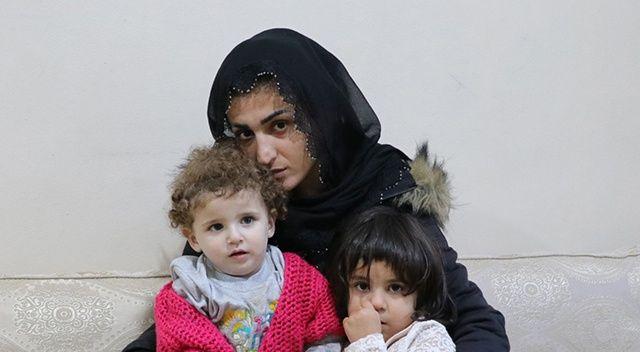 Rahibe kılığında Esad'dan kurtuldu