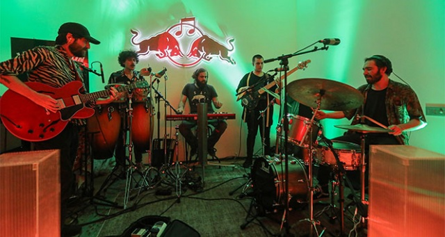 Red Bull Music Warm Up ile sesini duyuracak genç müzisyenler belli oldu