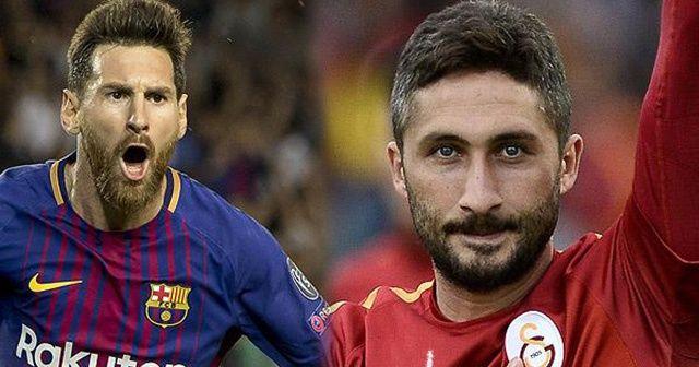 Sabri Sarıoğlu mu? Lionel Messi mi?