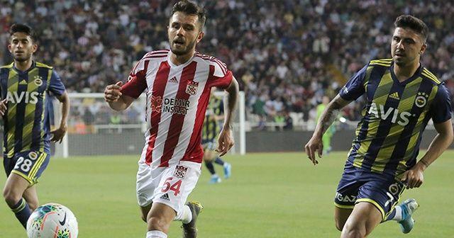 Sivasspor'un 3 büyüklere karşı 81. sınavı