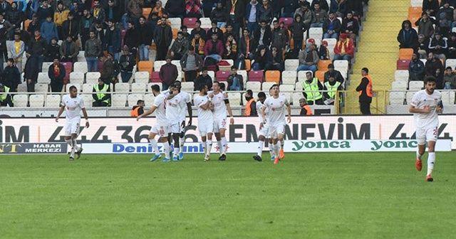Son 11 sezonun en iyi Sivasspor'u