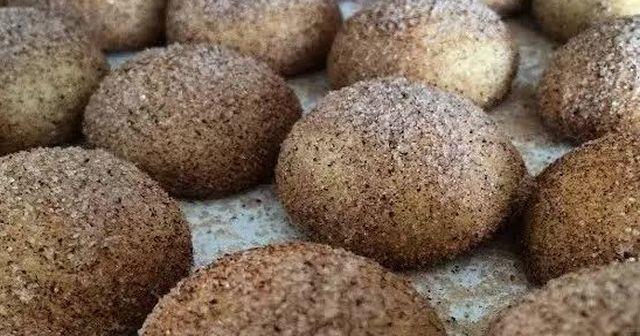 Tarçınlı kurabiye tarifi minik lokmalık misket kurabiye nasıl yapılır?