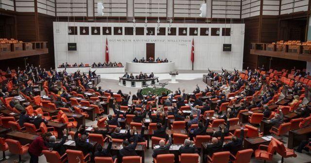 TBMM Genel Kurulunda ABD Senatosunun 'Ermeni kararı' ortak bildiriyle kınandı