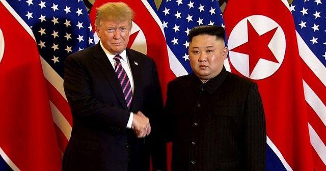 Trump'tan Kim'e gözdağı: 'Kaybedecek çok şeyi var'