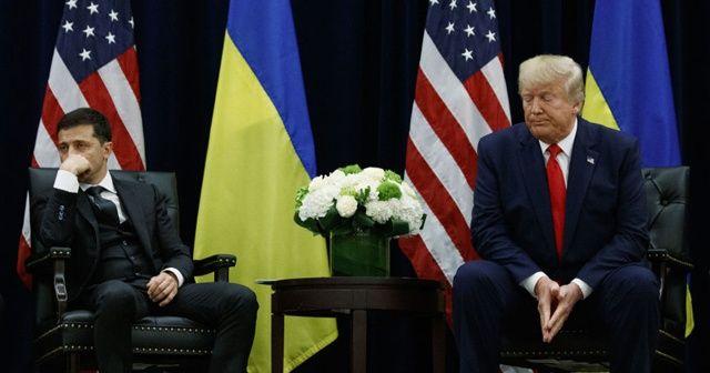 Trump'tan Zelenskiy ile yaptığı telefon görüşmesine ilişkin yeni savunma