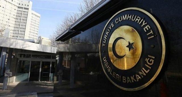 Türkiye'den ABD'de kabul edilen skandal tasarıya sert tepki