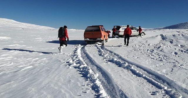 Uludağ'da kaybolan dağcılar ile ilgili İçişleri'nden açıklama geldi