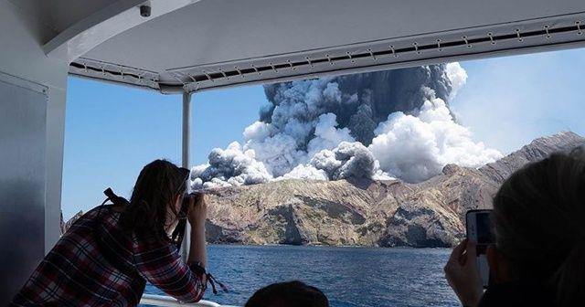 Yanardağ patlamasında ölü sayısı 5'e çıktı
