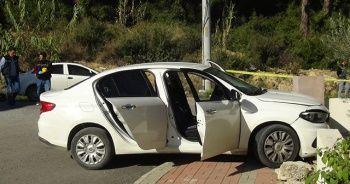 2 çocuk babası adam, araç içinde kurşun yağmuruna tutuldu