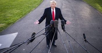 """ABD Başkanı Trump: """"BMGK, İran dahil dünyanın karşılaştığı sorunlara karşı harekete geçmeli"""""""