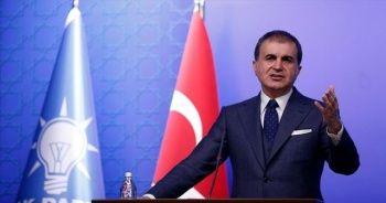 AK Parti Sözcüsü Ömer Çelik'ten Libya ile ilgili net mesaj