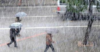Akdeniz'de bir kente daha kuvvetli yağış uyarısı