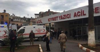 Amanos Dağları'nda EYP patlaması sonucu 3 askerimiz yaralandı