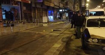 Amasya'da silahlı saldırı: 4 yaralı