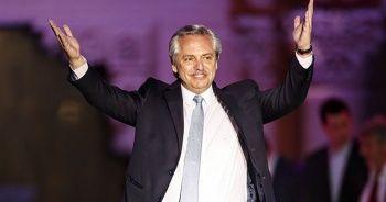 Arjantin'in yeni devlet başkanı görevi devraldı