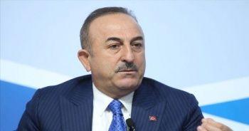 Bakan Çavuşoğlu, Rusya Dışişleri Bakanı Sergey Lavrov ile görüştü