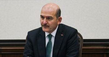 Bakan Soylu: 'Stratejik güç noktasındayız'