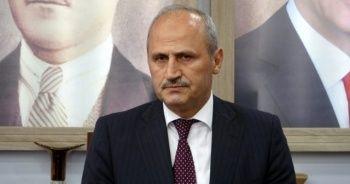 Bakan Turhan'dan Kanal İstanbul açıklaması: Yakında kazmayı vuracağız