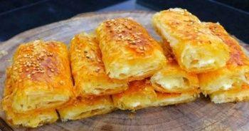 Baklavalık yufkadan börek yapımı, Baklavalık yufkadan börek en kolay nasıl yapılır?