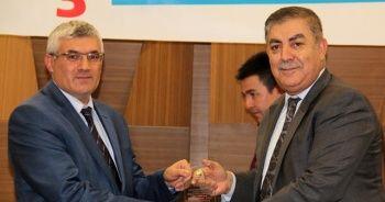 Batuhan Yaşar'a 'Yılın Habercisi' ödülü
