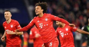Bayern Münih ilk devreyi galibiyetle kapattı