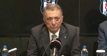 Beşiktaş Başkanı Çebi: Bu düzen böyle sürmeyecek