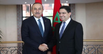 Çavuşoğlu, Fas Dışişleri Bakanı Burita ile görüştü