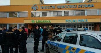 Çekya'da hastaneye silahlı saldırı: 4 ölü, 2 yaralı