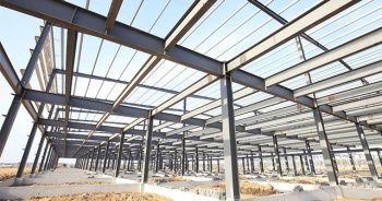 Çelik konstrüksiyon yapıda Orta Asya ve Avrupa'ya, As Steel ile Türk imzası