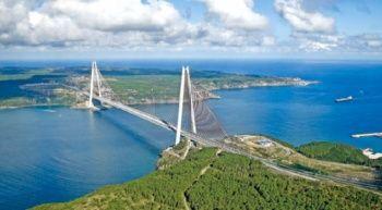 Çin 3. köprünün ortağı oluyor