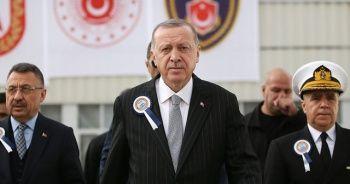 Cumhurbaşkanı Erdoğan: 2027'de 6 denizaltımızın tamamı hizmet vermeye başlayacak