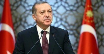 Cumhurbaşkanı Erdoğan Nazarbayev ile görüştü