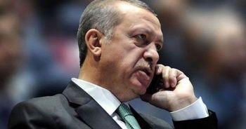Cumhurbaşkanı Erdoğan, Somali Cumhurbaşkanına taziye telefonu