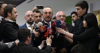 Dışişleri Bakanı Çavuşoğlu: Libya tezkeresi gün içinde Meclise gönderilecek
