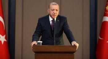 Erdoğan: Terör demezseniz biz de veto ederiz