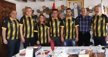 Eski Fenerbahçeli futbolcu amatör ligde