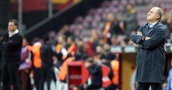 Fatih Terim'den maç sonrası flaş açıklama! 'Bütün sorumluluk bende'