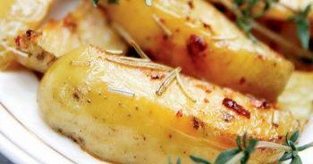 Fırında patates nasıl yapılır, Fırında patates tarifi ve Fırında patates yapımı malzemeleri