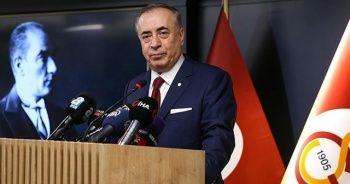 Galatasaray Başkanı Mustafa Cengiz'den Falcao açıklaması