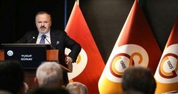 Galatasaray Kulübü Başkan Yardımcısı Yusuf Günay'dan kayyum açıklaması