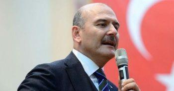 İçişleri Bakanı Soylu: Piyasa değeri 15 milyar lira olan 43 milyon kök kenevir yakaladık