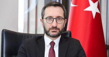 İletişim Başkanı Altun'dan Avrupa'ya terör tepkisi
