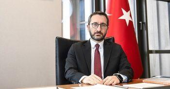 İletişim Başkanı Fahrettin Altun'dan ABD Senatosunun kararına tepki