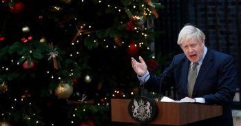 İngiltere Başbakanı Johnson'dan birlik mesajı